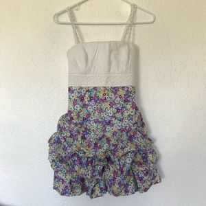 My Michelle Floral Formal Dress
